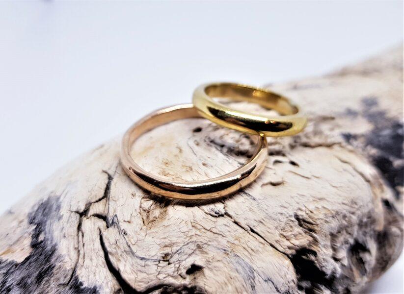 Asimetriski laulību gredzeni